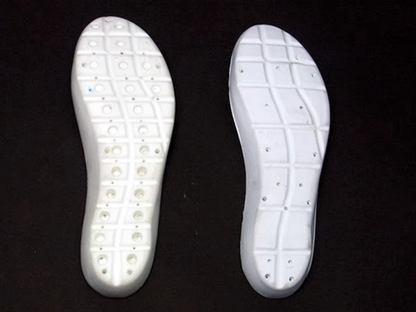 Sneakergate King James8217 Carbon Fiber Zoom LeBron IV Insoles