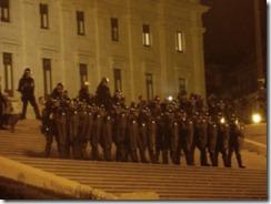 oclarinet. Preparar carga policial.Nov.2012