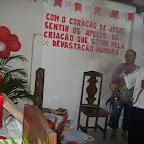 Coração de Jesus na Paróquia SF de Assis - Boca do Rio