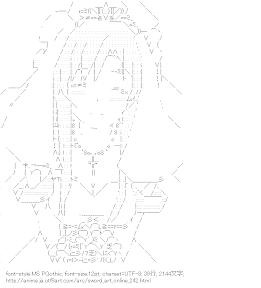 [AA]結城明日奈 ウェディングドレス (ソードアート・オンライン)