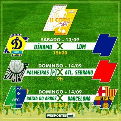 Copa do Povo 2014 RODADA 02