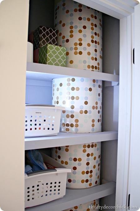 DIY laundry chute