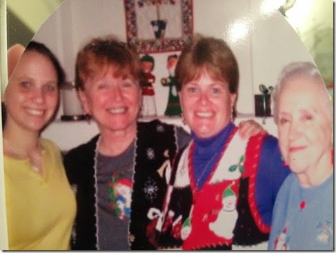 4 generations of mothers