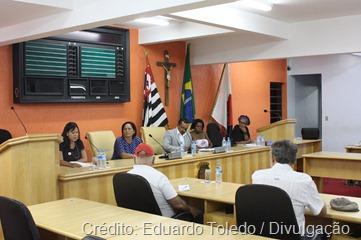 Audi ¬ncia P ¦blica debate direitos humanos na C ómara de Tabo úo da Serra (1)