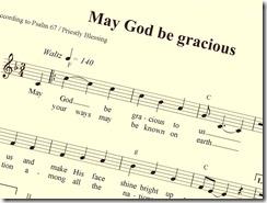 Psalm 67 klingend