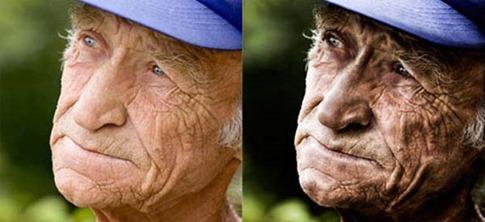 26. Efecto de arrugas