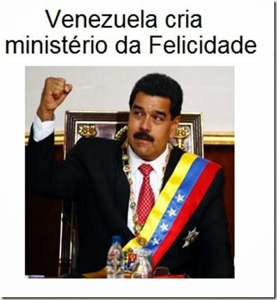 Venezuela-felicidade