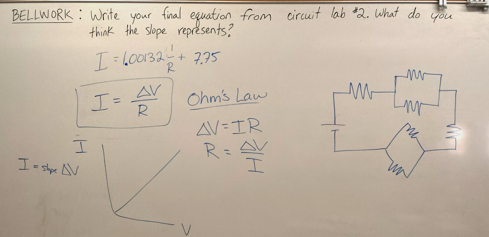 Volkenings Physics Classes 2015 Doc Phet Dc Circuit Lab Parallel Bulbs Wednesday April 8
