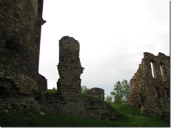 Бучач, замок