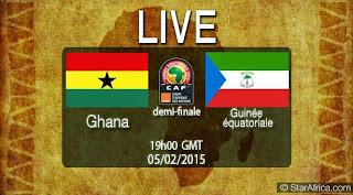 Le Ghana rejoint la Côte d'Ivoire en finale
