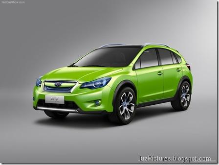 Subaru XV Concept7