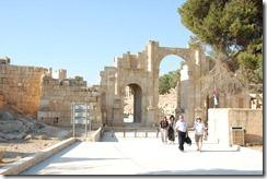 Oporrak 2011 - Jordania ,-  Jerash, 19 de Septiembre  111