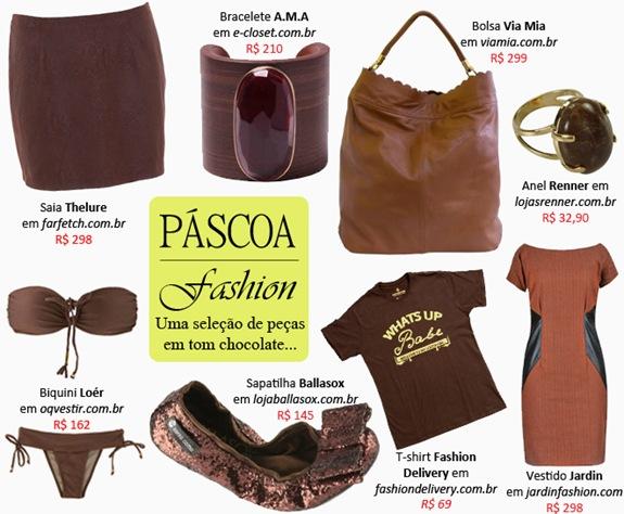 Páscoa-moda-chocolate-cor-roupas-acessorios