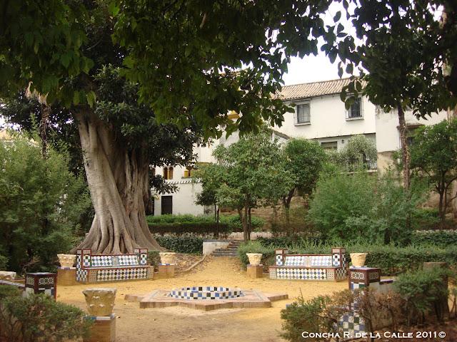 Sevilla - jardines de Murillo - 3-9-11 (9).JPG