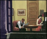 Hopper_Room in New York_1932