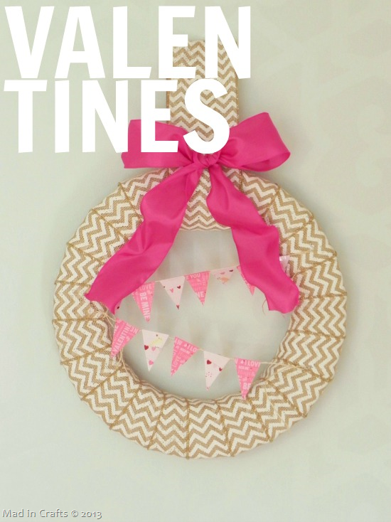Year-Round valentines wreath