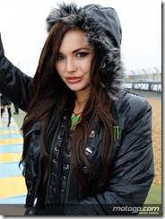 Paddock Girls Monster Energy Grand Prix de France  20 May  2012 Le Mans  France (27)