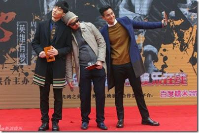 2014.11.12 Eddie Peng during Rise of the Legend - 彭于晏 黃飛鴻之英雄有夢 上海 - 主題曲MV首發 04