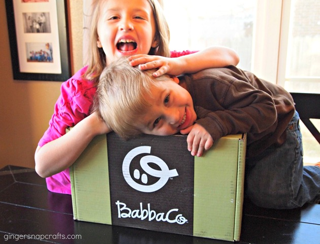 fun with BabbaBox {kid activity} #BabbaBox