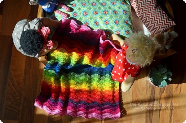 Little Ripple Blanket für Ida