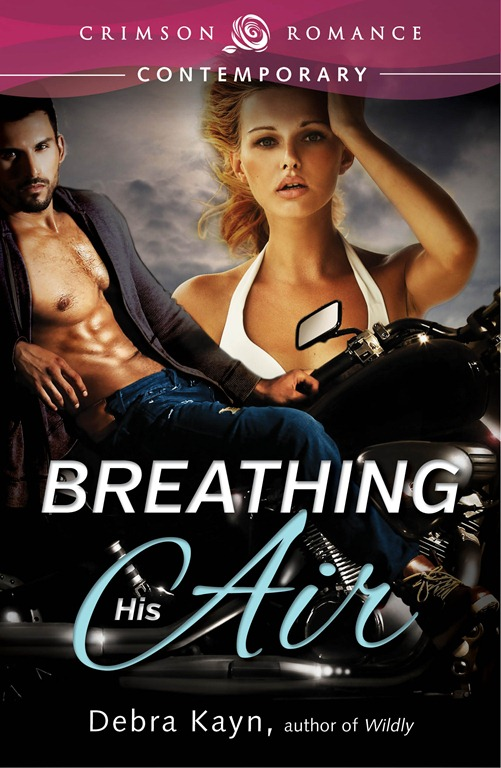 Breathing His Air_cvr