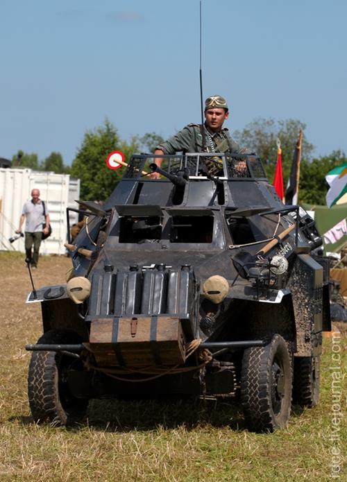 """Фестиваль """"Поле Боя"""" под Москвой"""