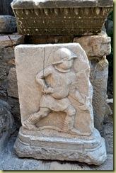 Bodrum Castle Gladiator