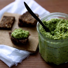 Simple Mint Pea Dip