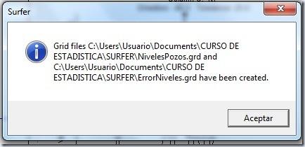 F24 Ventana de creacion de archivos grd