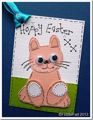 Disaster Easter Tag