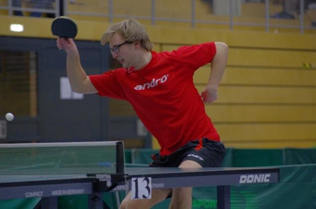 Sieger der A-Klasse: Maximilian Dietrich