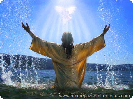 Jesus, the aura of Love