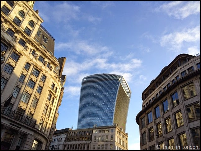 20 Fenchurch from King William Street