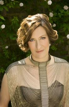 BEST ARTIST OF 2014: Mezzo-soprano Sarah Connolly [Photo by Peter Warren]