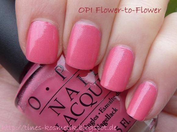 OPI Flower-to-Flower 1