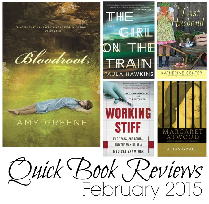 Short and Sweet Book Reviews at www.maybematilda.com