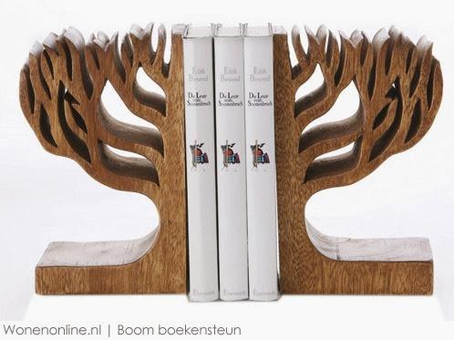 boom-boekensteun
