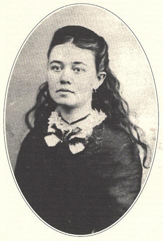 Ida Francis Hunt, age 16
