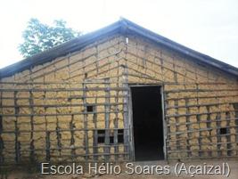 Escola Hélio Soares (Açaizal) nas gestões anteriores