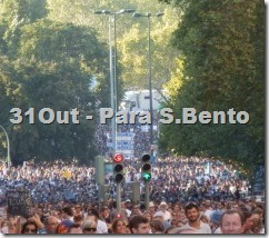 TODOS A S. BENTO.Out.2012