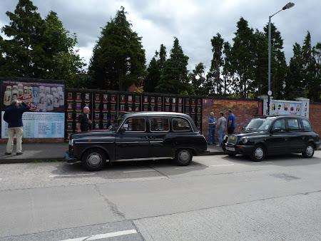 Imagini Irlanda de Nord: taxi tours Belfast