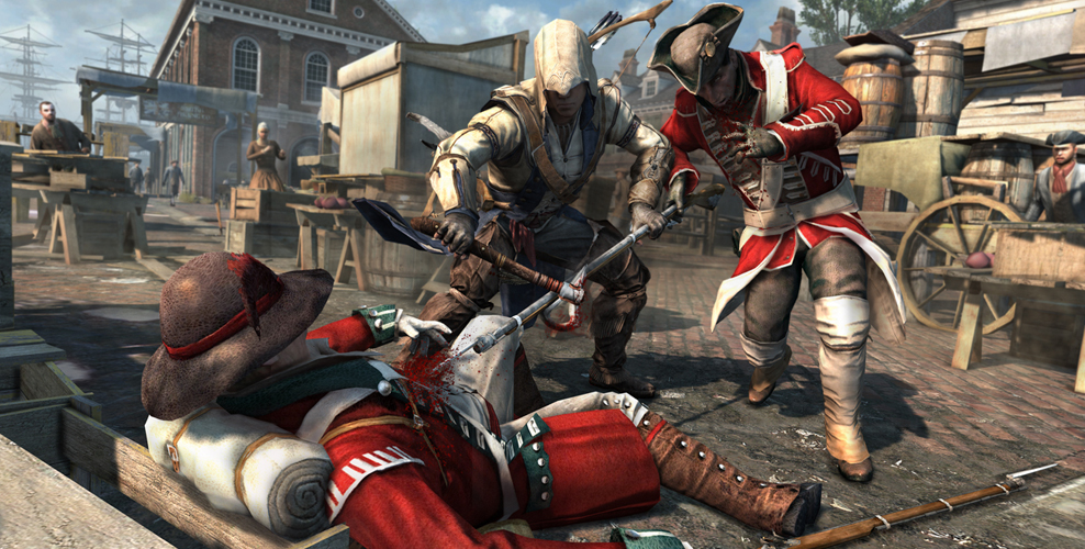 Assassin's Creed III development a 'wreck' of unrealistic expectations and oversized development teams