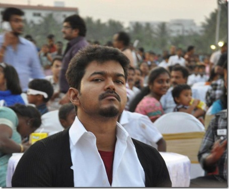 Vijay @ Nanban Audio Launch Stills