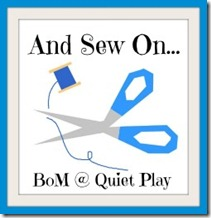 And Sew On button
