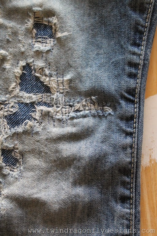 How to patch jeans (23)