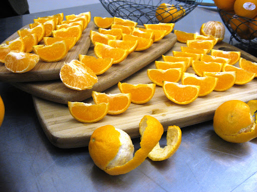 Have you heard of pixie tangerines? Grown in Ojai, CA, these little babies taste like fruit candy!