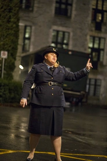 Rebel Wilson as Tilly in Night at the Museum 3