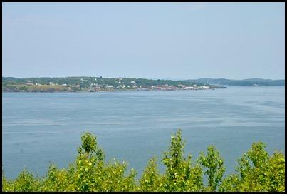 01j - Views - Across Friar Roads to Eastport, Maine