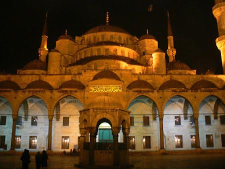 Obiective turistice Turcia: Sultanahmet Istanbul