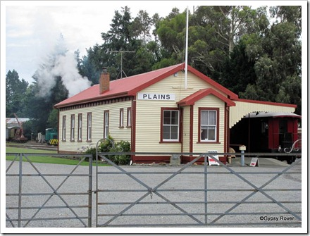 Plains Museum and Railway, Ashburton.